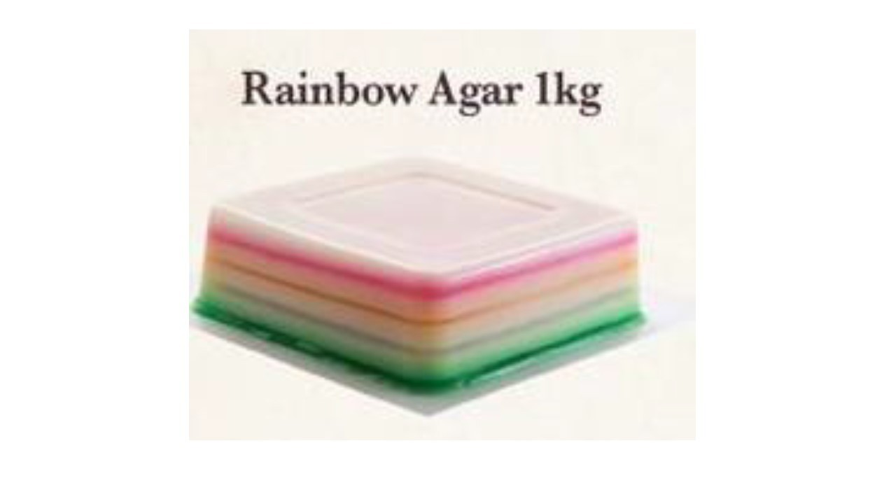 Rainbow Aga aga 彩虹菜燕