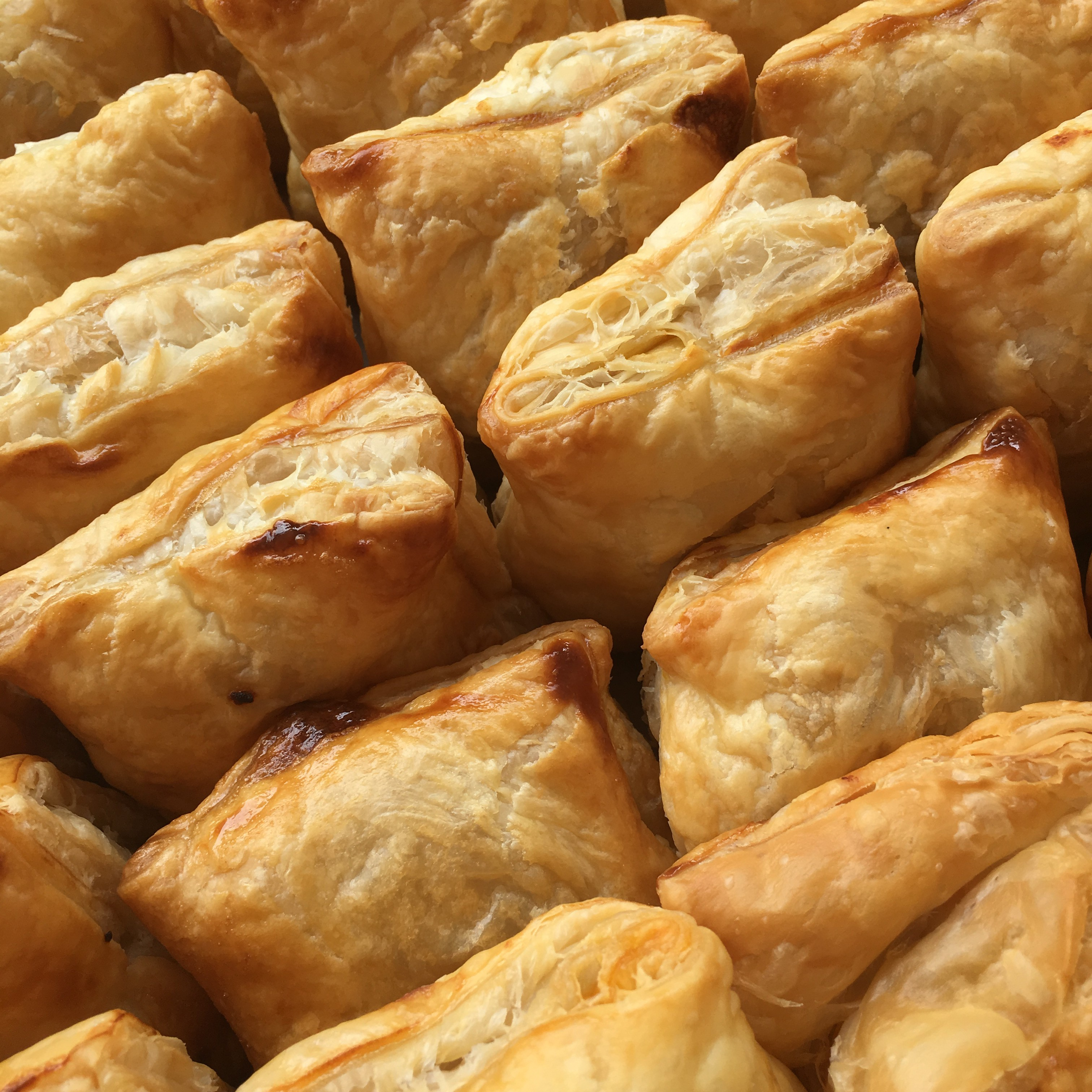 Mini curry puff 20 pcs
