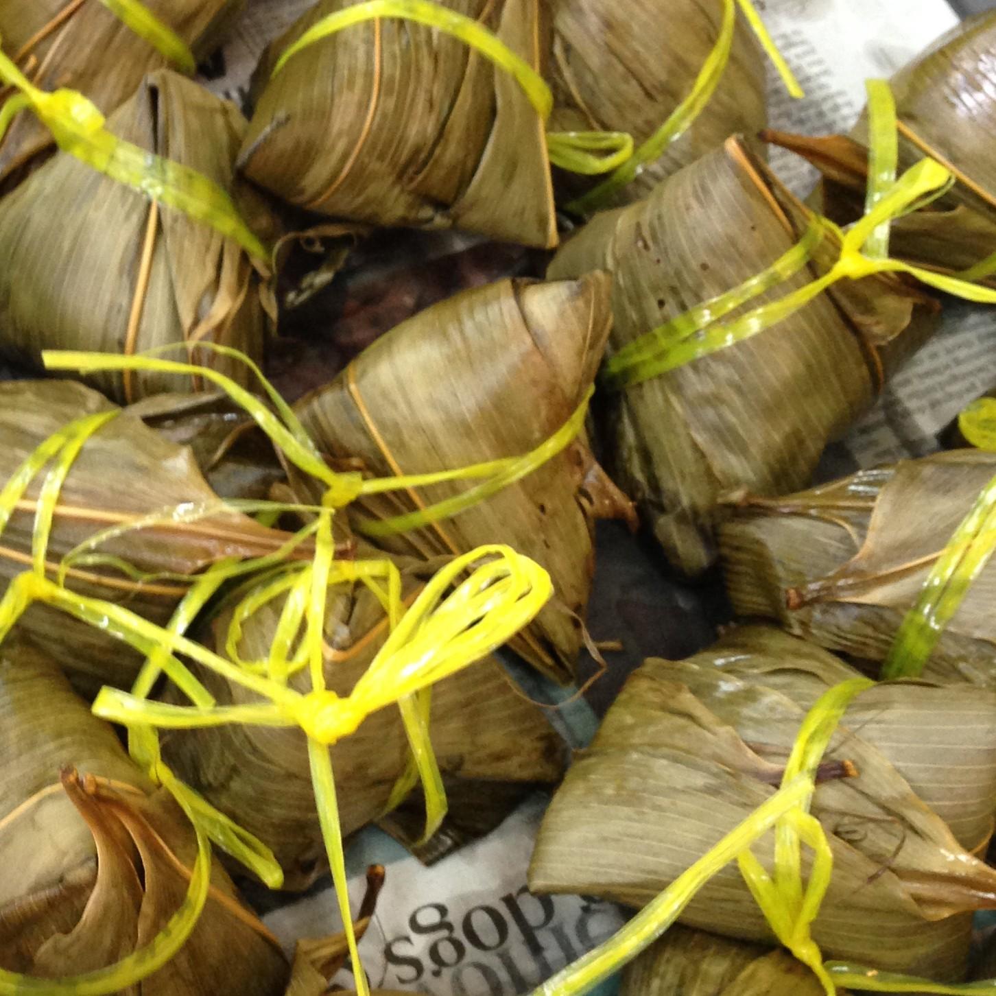 Bak zhang 肉粽