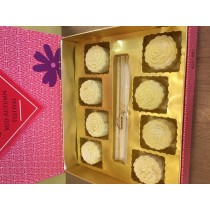 100% Pure D24 Durian Moon Cake