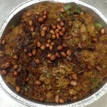 Glutinous rice 糯米饭