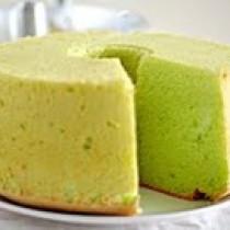 Pandan Cake 香兰蛋糕