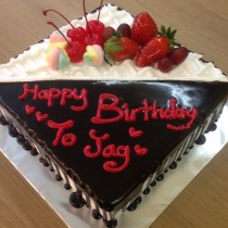 Birthday Cakes 1 kg