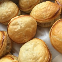 Mini chicken pie   小鸡派  20 pcs