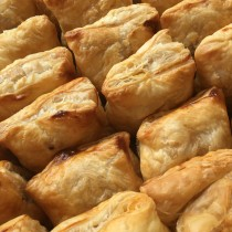 Mini curry puff   小加哩角  20 pcs