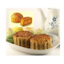 Low sugar Lotus double Yolk  低糖 双黄-莲蓉 (Single pc 单个)